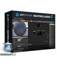 دانلود ArtStation UE4 VFX Ocean Material Tutorial