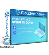 دانلود Cloud Academy Managing Google Kubernetes Engine and App Engine