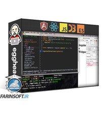 دانلود egghead AngularJS and Webpack for Modular Applications