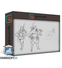 دانلود Gumroad Character Design Bundle