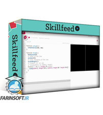 دانلود Skillshare Pong: Make A Classic Game using Javascript & P5.js Framework