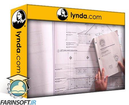 دانلود lynda Construction Management: Reading Civil Construction Drawings