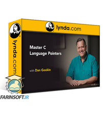 دانلود lynda Master C Language Pointers