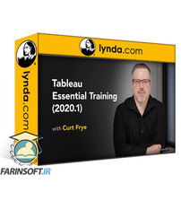 دانلود lynda Tableau Essential Training