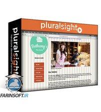 دانلود PluralSight Creating Responsive Pages with CSS FlexBox