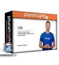 دانلود PluralSight Recommendation Systems with TensorFlow on GCP