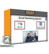 دانلود PacktPub Amazon SES: Build Your Own Email Marketing System
