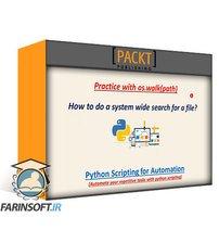 دانلود PacktPub Complete Python Scripting for Automation