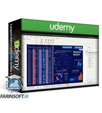 دانلود Udemy Advance Sales Analytics for Decision Making with Power BI