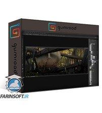 دانلود Gumroad Environment for Video Games – Color and Light