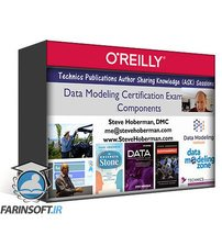 دانلود OReilly Data Modeling Certification Exam Series: About Components