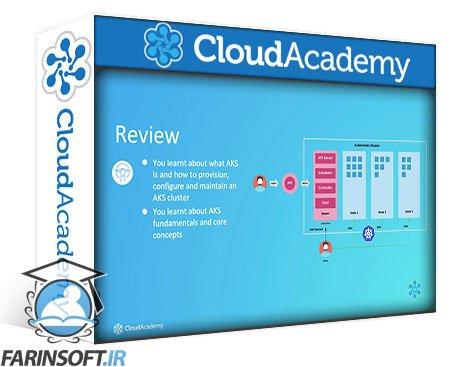 دانلود Cloud Academy Introduction to AKS
