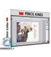 دانلود PencilKings Advanced Illustration Process – Complete Guide for Artists