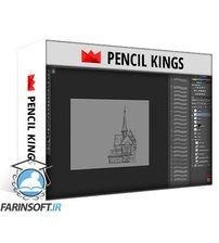 دانلود PencilKings Architecture Design For Artists – Learn How to Draw Buildings For Concept or Traditional Art