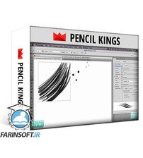 دانلود PencilKings Brush Sketching in Photoshop