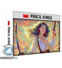 دانلود PencilKings Color Theory and Speedpainting