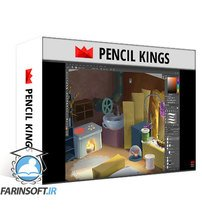 دانلود PencilKings Interior Design for Concept Art Pt3 – Learn Next Level Digital Painting Skills