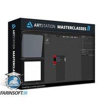 دانلود ArtStation Tutorial | Substance Designer | Fundamentals 3: Voronoi Cells and Shapes