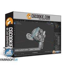 دانلود CG Cookie Ultimate Blender 2.8 Ground Up Complete Course