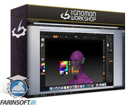 دانلود Gnomon Workshop Digital Sculpting
