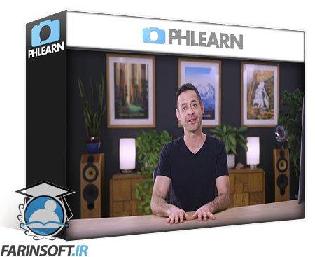 دانلود PhLearn How to Create a Sketch Effect in Photoshop