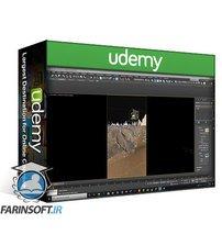 دانلود Udemy 3ds Max + Forest Pack: Create Realistic 3d Environments