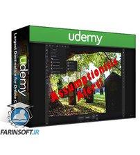 دانلود Udemy Affinity Photo for the iPad