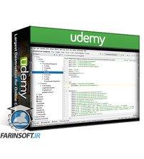 دانلود Udemy Angular 8 + Spring Boot Microservices and Spring Cloud