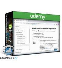 دانلود Udemy Become an SQL Developer: Learn (SSRS, SSIS, SSAS,T-SQL,DW)
