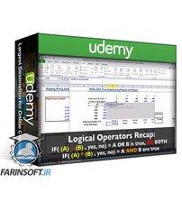 دانلود Udemy BeyondFormulas: Complete MS Excel Techniques & Modeling