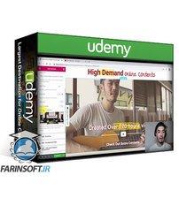 دانلود Udemy Design B2B & B2C Sales Page with Ready Made Proven Templates