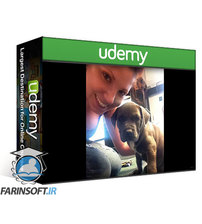 دانلود Udemy Dog Training Tricks: Trick Training, Dog Games & Dog Paw Art