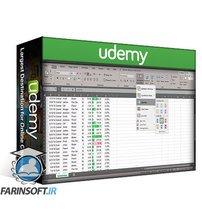 دانلود Udemy Excel 365 A to Almost Z
