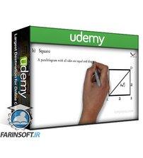 دانلود Udemy Geometry basics required for Grade6 to Grade 12