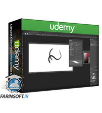 دانلود Udemy Handpainted – Materials Analysis and Photoshop techniques  by Brent LaDue Blizzard