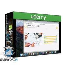 دانلود Udemy jQuery Tutorial and Projects Course