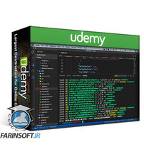 دانلود Udemy Learn to build an e-commerce app with .Net Core and Angular