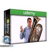 دانلود Udemy Learn to Play the Tuba Beginner to Pro in Under Five Hours