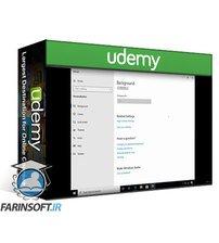 دانلود Udemy MD-100 Windows 10 Microsoft Instructor Led Training Course