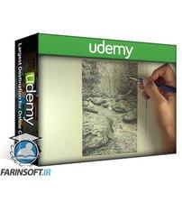 دانلود Udemy Pencil Drawing – The Guide to Graphite