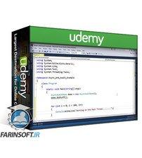 دانلود Udemy Programming in Microsoft C# – Exam 70-483