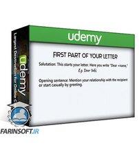 دانلود Udemy Score High IELTS Writing (General Training Module)
