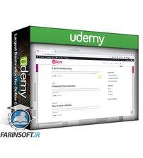 دانلود Udemy The Complete WordPress & e-commerce Course ( Project Based )