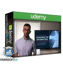 دانلود Udemy The Memory Improvement And Learning MasterClass For Success