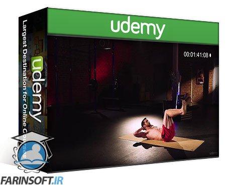 دانلود Udemy Yoga Body: Power Yoga For Weight Loss, Lean Muscle, Mobility