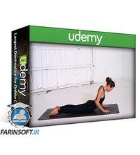 دانلود Udemy Yogiapproved – Undo the Desk – A Gentle 36-Minute Yoga Class with Ashton August