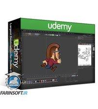 دانلود Udemy 3D character rigging for animation in Cinema 4D Masterclass