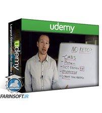 دانلود Udemy Crash Course 2 Keto – Ketosis Made Simple