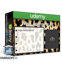 دانلود Udemy 18 PowerPoint Games & Activites for Teaching English (TEFL)