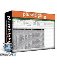 دانلود PluralSight Using PowerApps with Excel, OneDrive, and SharePoint